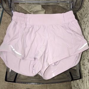 Lululemon Athletica Shorts Light Pink Hotty Hot Lululemon Poshmark